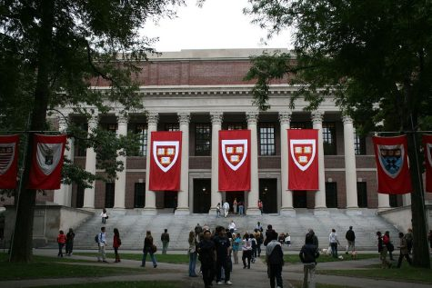 Harvard is one of the many universities across America affected Affirmative Action. Photo Courtesy of Flickr.