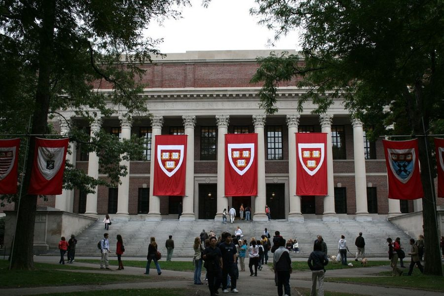Harvard+is+one+of+the+many+universities+across+America+affected+Affirmative+Action.+Photo+Courtesy+of+Flickr.