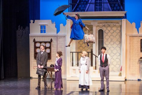 What's Poppin': Fall production brings magic to Mamiya