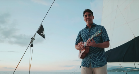 Roman De Peralta, also known as Kolohe Kai, releases new album to fans after five years. Photo courtesy of YouTube.