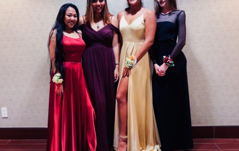 My friends and I spent the entire day getting ready and danced the night away until our feet were sore. Photo by Ragelle Lumapas.