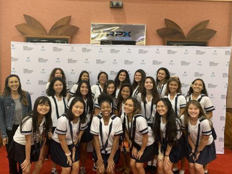 "As part of the Hawaii International Film Festival (HIFF), Sacred Hearts Academy's student media team attended a free screening of ""Changing the Game."" The film documents the hardships and triumphs transgendered athletes face competing in gender-segregated sports."