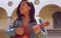 Senior Rachel Faith Javier took her passion for performing to a higher level after the passing of her older brother. She plays an ukulele gifted by him and believes it's like he is always with her whenever she performs. Music, she said, is also how she coped with his passing. Today, the high school teen enjoys sharing her talents as part of the Academy's worship team and recently auditioned for