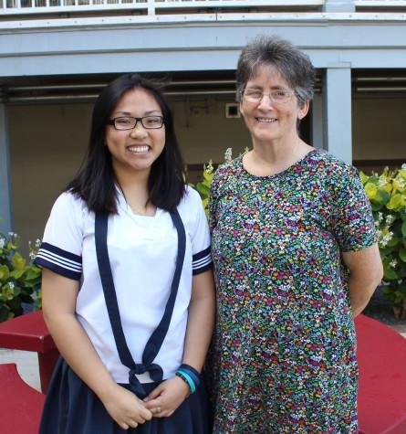 Senior to represent Hawaii at prestigious science camp