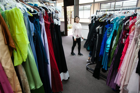 Prom dress nightmare: finding 'The One'