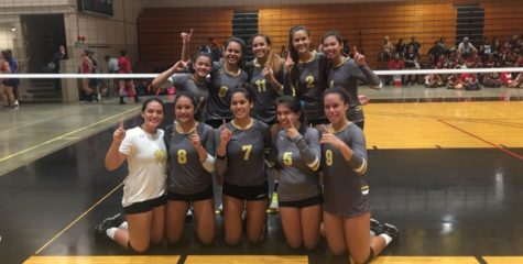 Varsity volleyball undefeated after McKinley Invitational win