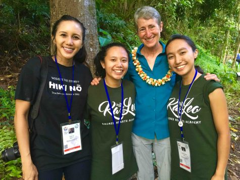 Diving into real-world journalism with the IUCN Congress