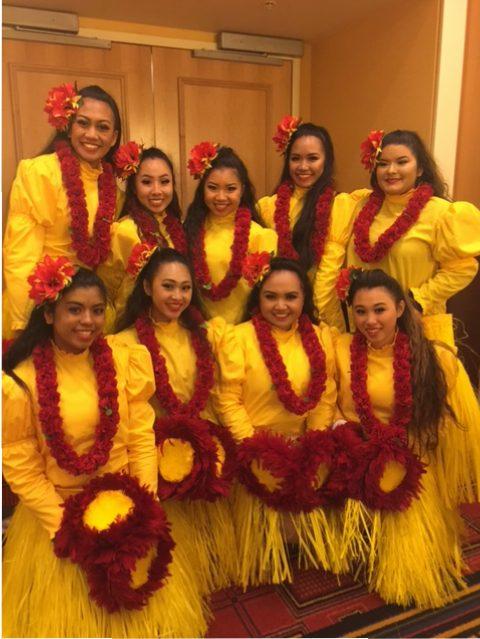 Academy+Junior+Emily+Wharton+and+senior+Jassirae+Ordonez+participated+in+this+year%E2%80%99s+Macy%E2%80%99s+Thanksgiving+Day+Parade%2C+as+part+of+Na+Maka+O+Pu%27uwai+Aloha+Hula+Halau.+Photo+Courtesy%3A+Cathy+Wharton