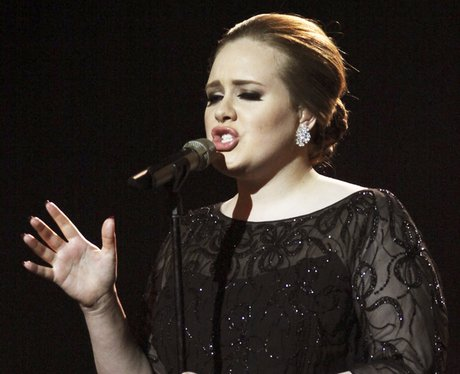 Adele takes home Song of the Year, Record of the Year, Best Pop Vocal and Best Pop Solo at this year's Grammy Awards. Photo courtesy of Wikimedia Commons.