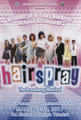More than just a can of 'Hairspray!'