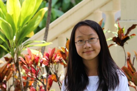 Photo of Lucinda Hu