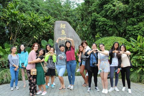 A whole new world: the beginning of a cultural exchange in China