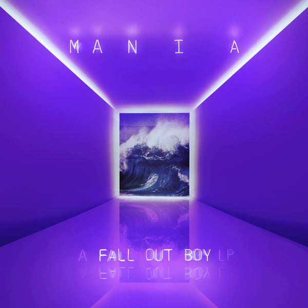 "American rock band Fall Out Boy released their seventh album titled, ""Mania."" Photo courtesy of Wikipedia."