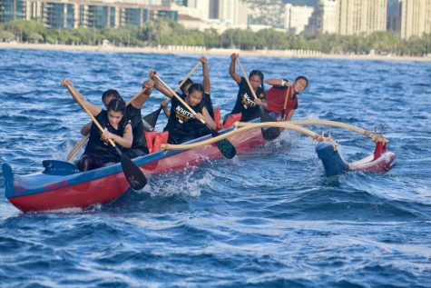 New crew of paddlers finishes in second