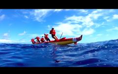 Molokai Channel Paddling Race 2018