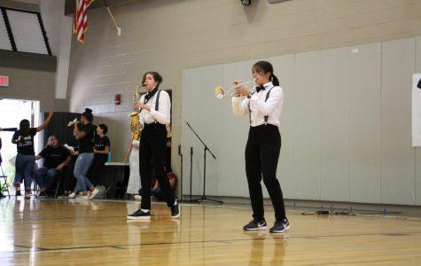 Students show off their talent at SHA's Got Talent
