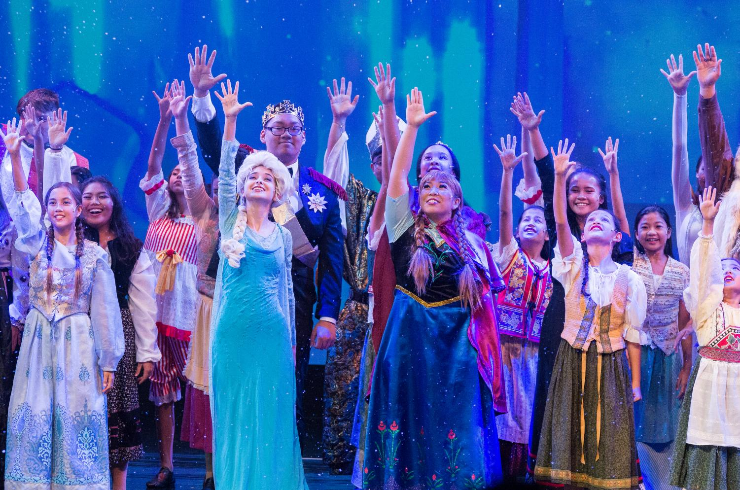 Frozen Jr. - Fall 2019 Production